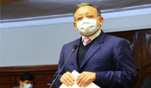 Edgar Alarcón: Comisión de Ética abre investigación por presuntas prácticas intimidatorias