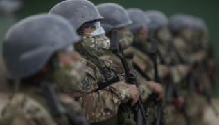 Mindef rechaza mención de presidente del Congreso a Fuerzas Armadas
