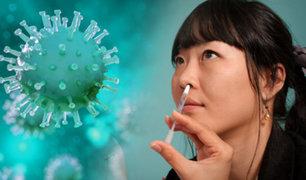 Universidad de Hong Kong pone a prueba vacuna en aerosol contra la COVID-19