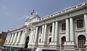 Legisladores opinan sobre Vizcarra y luz verde a ley que impide postulación de sentenciados por corrupción