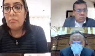 Caso 'Richard Swing': Karem Roca afirmó que es su voz la que se escucha en audios con presidente