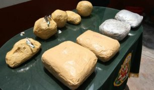 Arequipa: intervienen a extranjeras con 20 kilos de PBC