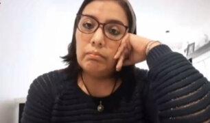 Domingo Pérez sobre Karem Roca: sorprende que ni el Congreso ni la Fiscalía la hayan citado por audios