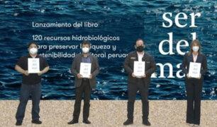 SNP presenta libro sobre la riqueza y sostenibilidad del litoral peruano