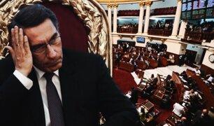 UPP presentará nuevo pedido de vacancia presidencial contra Martín Vizcarra