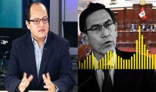 Víctor Quijada: Pese a pandemia, no se puede pasar por alto las acciones del presidente Vizcarra