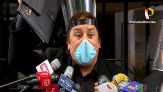 Richard Cisneros habría incurrido en delitos de encubrimiento real y falsedad genérica, según experto