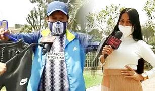 """Desde Comas los atuendos más económicos de """"Sinchi Roca"""""""