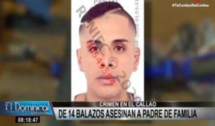 Callao: padre de familia es acribillado de 14 balazos