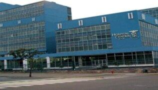Miembro de la FAP con COVID-19 se lanzó del noveno piso de hospital
