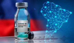 Rusia destinará 400 millones de vacunas contra la COVID-19 para Latinoamérica