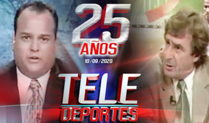 TeleDeportes celebra sus Bodas de Plata