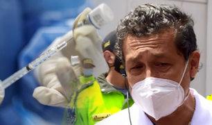 Iniciaron los ensayos clínicos de vacuna china en el Perú