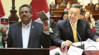 Frente Amplio evalúa presentar mociones de censura contra Merino y Alarcón