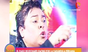 Este es el expediente farandulero de 'Richard Swing'