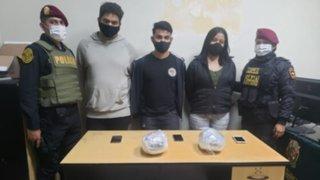 Callao: PNP capturó a banda dedicada a la venta de drogas