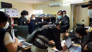 La Libertad: III Macro Región Policial fue intervenida por compras irregulares en material de bioseguridad