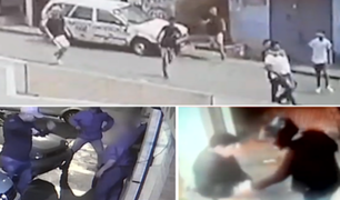 La Victoria: delincuencia se apodera de la avenida Bausate y Meza