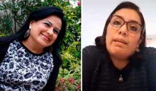 Fiscalía cambiaría condición de Morales y Roca de testigos a investigadas, asegura penalista