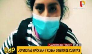 'Los Turrys del fraude': cayó banda que operaba en Lima y Arequipa para vaciar cuentas bancarias