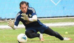 Patricio Álvarez fue separado del primer equipo de Sporting Cristal