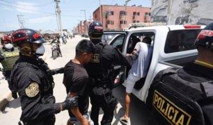 Tacna: detienen a paciente con COVID-19 que no cumplía cuarentena