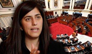 María Antonieta Alva: Congreso decidió no censurar a ministra de Economía