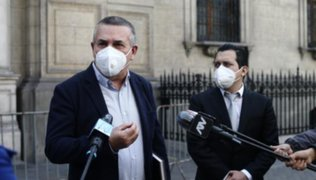 Elecciones 2021: JEE declara infundada tacha interpuesta contra Daniel Urresti
