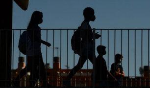 Covid-19: ONU pide que cierre de escuelas sea una opción de último recurso
