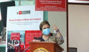 Rosario Sasieta muestra su satisfacción por decisión del Congreso sobre ministra Alva