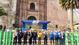 Cusco: provincia de Urubamba contará con planta de oxígeno para pacientes COVID-19