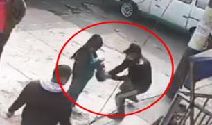 La Victoria: reportan constantes robos en el cruce de las avenidas San Pablo y México