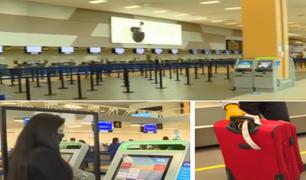 """""""Autodespacho de equipaje"""" reducirá el tiempo de espera en filas de chequeo"""