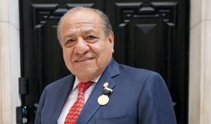 Máximo San Román: Lo que se conoce del candidato a la Presidencia con el Partido Contigo