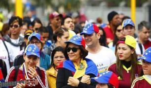 Migración venezolana no incrementa la delincuencia, según estudio