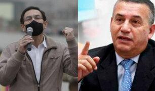 Critican a Daniel Urresti por palabras de connotación homofóbica hacia Martín Vizcarra