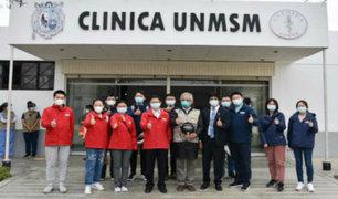 Vacuna contra COVID-19: científicos chinos visitan la UNMSM para inicio de ensayos