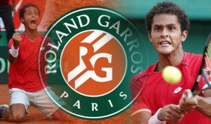 Tenista peruano Juan Pablo Varillas jugará la 'qualy' de Roland Garros