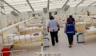 Covid-19 en Perú: hoy existen más camas hospitalarias disponibles que ocupadas
