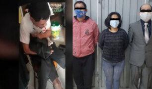 SJL: Tres personas retienen a un hombre dentro de pollería por robar más de 3 mil soles
