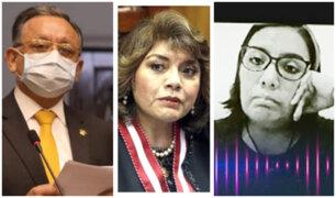 Por audio de Karem Roca: Édgar Alarcón evalúa denunciar constitucionalmente a Zoraida Ávalos