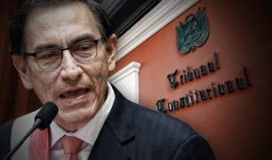 Vacancia presidencial: TC evalúa hoy demanda competencial y medida cautelar