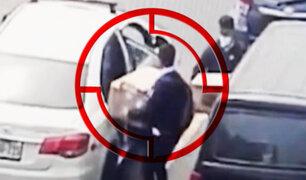 Surquillo: taxista roba 10 mil dólares en equipos tecnológicos recién comprados