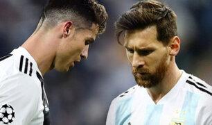 Tras sorteo de la Champions League: Messi y CR7 se enfrentarán en fase de grupos