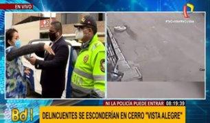 Comisaría de Mateo Pumacahua se comprometió a combatir delincuencia en Buenos Aires de Villa