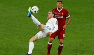 Bale le dice adiós al Real Madrid