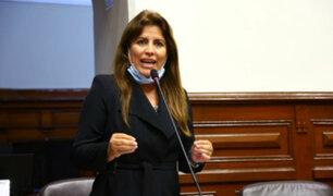 Congresista Omonte aseguró que proyecto de sistema de pensiones pasará por comisiones