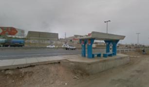Alcalde de Lima y SJM evaluarán pedido de paradero en kilómetro 15 de Panamericana Sur