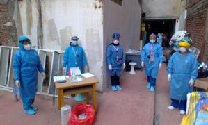 Huancayo: quince trabajadores de salud dieron positivo al COVID-19