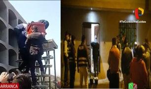 Barranca: entre pedidos de justicia sepultan a víctimas de cuádruple asesinato